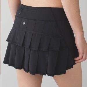 Lululemon athletica chanel Run: Pace Setter Skirt